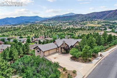Colorado Springs Single Family Home For Sale: 1605 Allegheny Drive