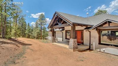Single Family Home For Sale: 623 Fossil Creek Road