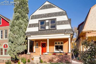 Denver Single Family Home For Sale: 2130 N Gilpin Street