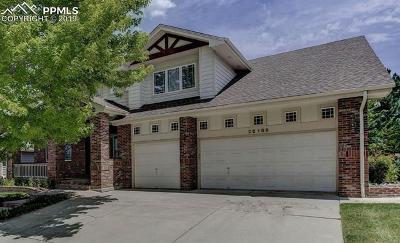 Aurora Single Family Home For Sale: 22189 E Costilla Drive