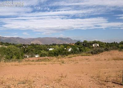 Colorado Springs Residential Lots & Land For Sale: 857 Uintah Bluffs Place