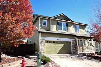 Colorado Springs Single Family Home For Sale: 14375 Woodrock Path