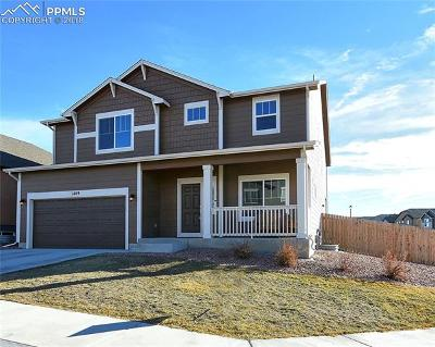 Single Family Home Under Contract - Showing: 1809 Bulrush Way