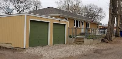 Single Family Home For Sale: 1410-1412 N Cedar Street