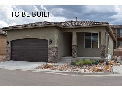 Single Family Home For Sale: 86 Mountain Spirit Point