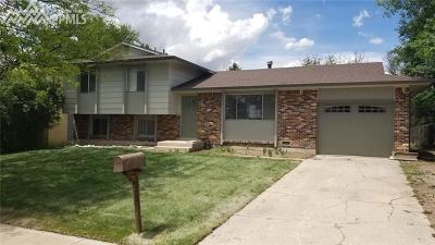 Single Family Home For Sale: 4640 N Sleepy Hollow Circle