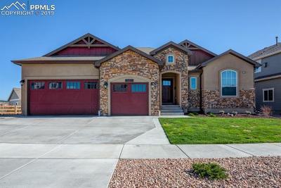 Single Family Home For Sale: 6728 Black Saddle Drive