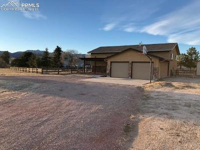 Briargate Single Family Home For Sale: 1460 Montezuma Road