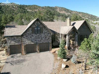 El Paso County Single Family Home For Sale: 2675 Stratton Woods View