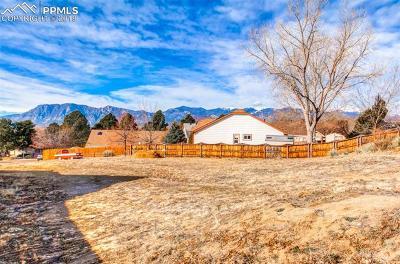 Colorado Springs Residential Lots & Land For Sale: 3450 Nancy Lane