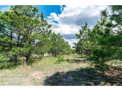 Monument Residential Lots & Land For Sale: 1605 Trumpeters Court