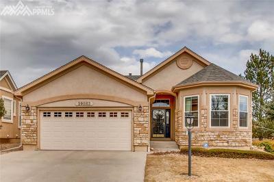 Pine Creek Single Family Home For Sale: 10083 Clovercrest Drive