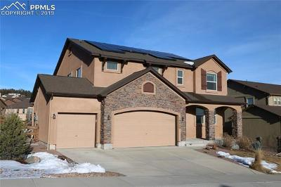 Promontory Pointe Single Family Home For Sale: 15625 Transcontinental Drive