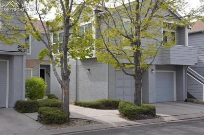 El Paso County Condo/Townhouse For Sale: 960 Tampico Court