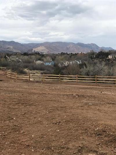 Old Colorado City Residential Lots & Land For Sale: 976 Uintah Bluffs Place