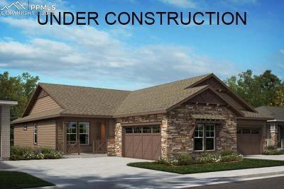 Castle Rock Condo/Townhouse For Sale: 4078 Happy Hollow Drive