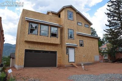Colorado Springs Single Family Home For Sale: 3343 W Kiowa Street