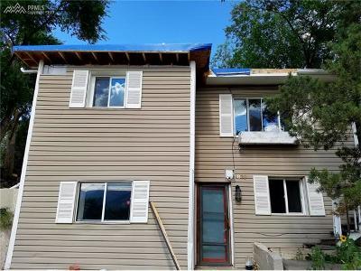 Colorado Springs Multi Family Home For Sale: 838 W Kiowa Street