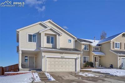Stetson Hills Single Family Home For Sale: 5083 Laredo Ridge Drive