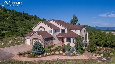 Larkspur Single Family Home For Sale: 14232 Straight Path Lane