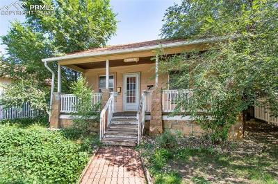 Single Family Home Sold: 3112 W Pikes Peak Avenue