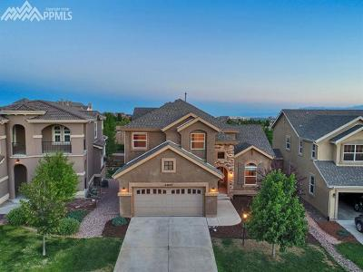 Cordera Single Family Home For Sale: 4847 Steamboat Lake Court