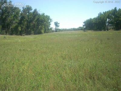 Fountain Residential Lots & Land For Sale: 8750 Valley Ranch Point