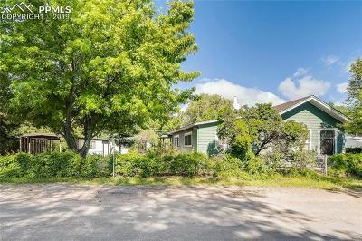 Colorado Springs Single Family Home For Sale: 3020 Illinois Avenue