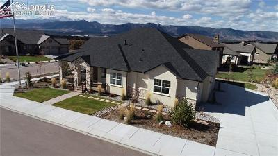 Colorado Springs Single Family Home For Sale: 13610 Kitty Joe Court