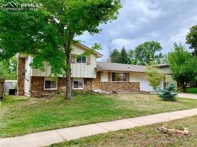 Single Family Home For Sale: 1410 Osgood Road