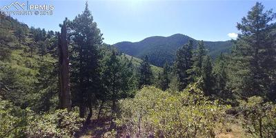 Manitou Springs Residential Lots & Land For Sale: Upper Sun Valley Road