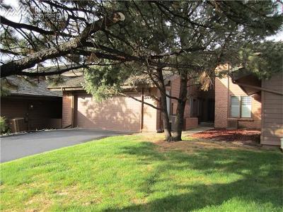 Condo/Townhouse For Sale: 3670 Camels Ridge Lane