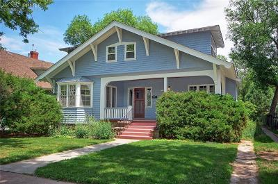 Colorado Springs Single Family Home For Sale: 1915 N Tejon Street