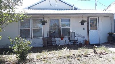 Calhan Single Family Home For Sale: 1925 N Ellicott Highway