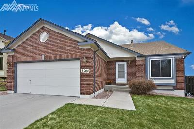 Colorado Springs Multi Family Home For Sale: 6268 Gemfield Drive
