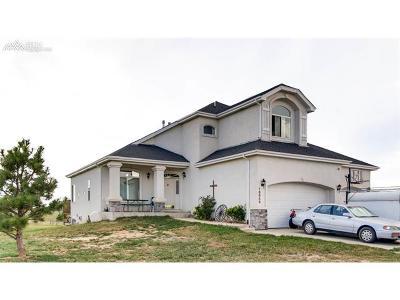 Peyton Single Family Home For Sale: 16845 Oak Brush Loop