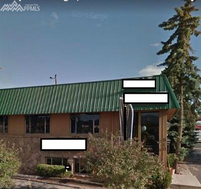 Woodland Park Commercial For Sale: 510 W Highway 24 Highway