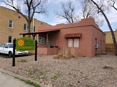 Old Colorado City Multi Family Home For Sale: 2828 W Colorado Avenue