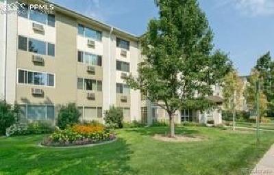 Denver Condo/Townhouse For Sale: 710 S Alton Way #11A