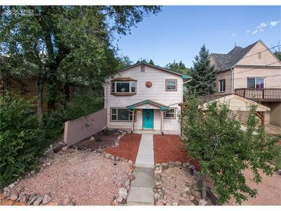 Single Family Home For Sale: 828 W Kiowa Street