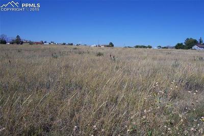 Colorado Springs Residential Lots & Land For Sale: 18020 Highway 94 Highway