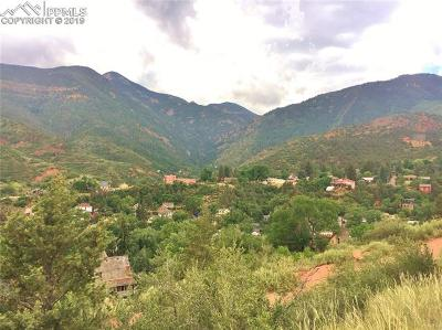 Manitou Springs Residential Lots & Land For Sale: Manitou Terrace