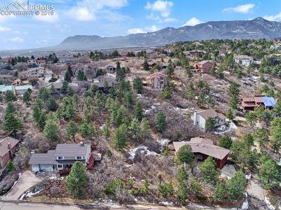 Colorado Springs Residential Lots & Land For Sale: 945 Golden Hills Road