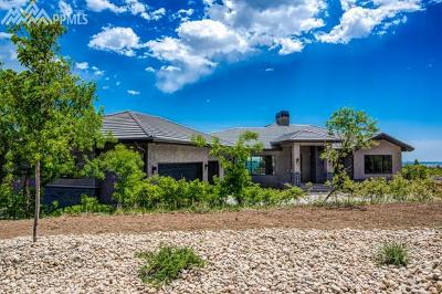 El Paso County Single Family Home For Sale: 1764 Oakmoor Heights