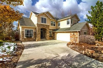 Single Family Home For Sale: 7115 Forest Ridge Circle