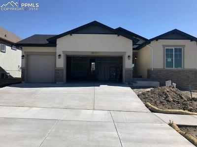 Single Family Home For Sale: 3023 Golden Meadow Way