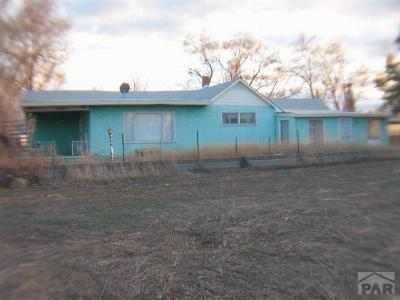 Pueblo Single Family Home For Sale: 36388 E Hwy 50
