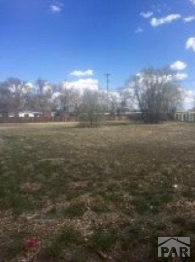 Pueblo Residential Lots & Land For Sale: 2218 S Prairie Ave