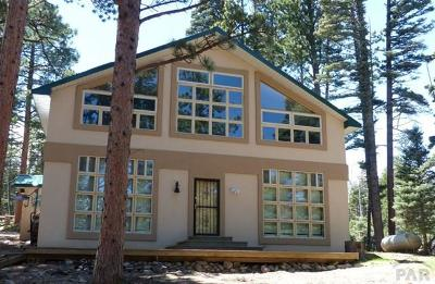Westcliffe Single Family Home For Sale: 123 Valley View Rd