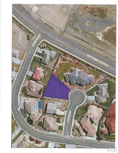 Pueblo Residential Lots & Land For Sale: Tbd Augusta Court